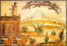 DESDE MI VENTANA: Itinerario de Hernán Cortés