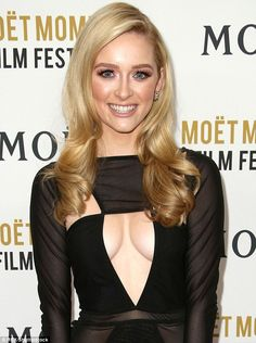 Cleaving her own niche: Beauty queen Greer Grammer stood out from the crowd by showcasing ...