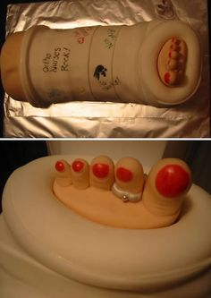 12 Coolest Medical Themed Cakes (cool cakes, weird cakes) - ODDEE