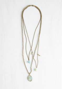 Resplendent Pendants Necklace | Mod Retro Vintage Necklaces | ModCloth.com