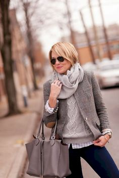 Pretty fall outfits with blazer inspiration (68)