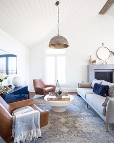 Living room ideas: Mid-century lighting ideas for your living room decor | www.livingroomideas.eu
