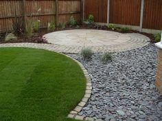 Garden Design: Garden Design with Garden Landscaping Stones ...