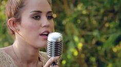 Miley Cyrus - Jolene (Dolly Parton Cover) (2012)