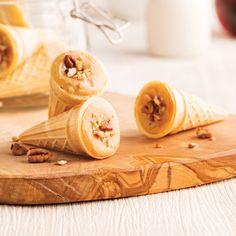 Concocter des mini-cornets à l'érable, une activité gourmande à faire avec les enfants!