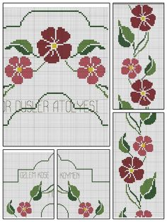 Many people believe that there is a magical formula for home decoration. You do things… Embroidery Motifs, Cross Stitch Embroidery, Cross Stitching, Joker Wallpapers, Soft Wallpaper, Beautiful Nature Wallpaper, Prayer Rug, Cross Stitch Flowers, Cross Stitch Designs