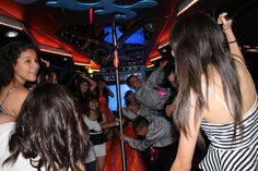 Party Bus Forth Worth