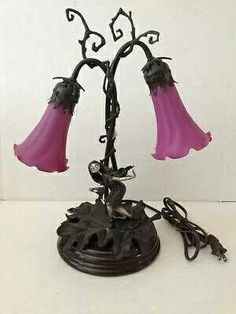 Sally the Ragdoll from The Nightmare Before Christmas Lamp
