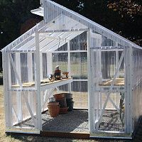 greenhouse built by Partee