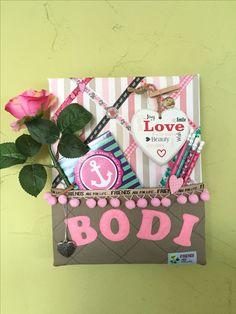 Memobord name Bodi
