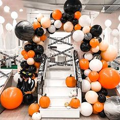 Halloween Theme Birthday, Halloween Circus, Halloween Party Themes, Halloween Home Decor, Halloween Decorations, Diy Halloween, Halloween Backdrop, Halloween Balloons, Halloween Garland