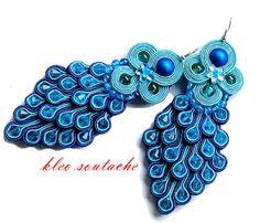 Sutasz Kleo /Soutache jewellery: pierścionek/ring