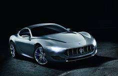 La Maserati Alfieri #Concept è una #ConceptCar sportiva @Maserati. Presentata all'Auto Show di Ginevra nel marzo #2014.