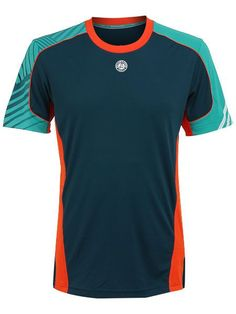Adidas Roland Garros Tsonga Crew Got me one of these last year great fit Sport Shirt Design, Sports Jersey Design, Sport T Shirt, Soccer Outfits, Sport Outfits, Running Shirts, Soccer Shirts, Football Jerseys, White Shirt Men