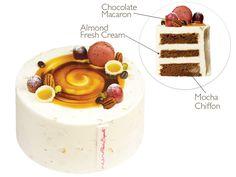 Paris Baguette Bakery Café | CAKES & DESSERTS