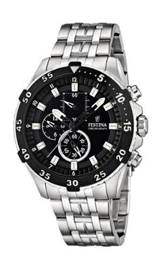 Where to Get FESTINA Chronograph Men's Watch F16603/2 – Festina Watches | Mens Watches Store & Reviews... Visit Site for more information and where to buy.