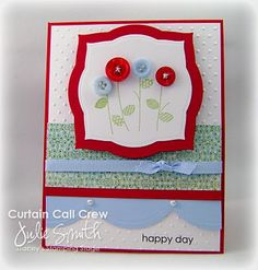 Everyday Button Bits - Papertrey Ink