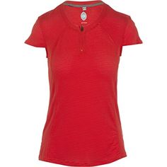 Amazon.com   Club Ride 2016 Women s Delice Pullover Short Sleeve Cycling  Shirt - WJDL601 (Molten - XS)   Sports   Outdoors 36412a8a8