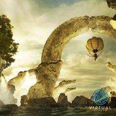 Escape Room, Adventure Awaits, Virtual Reality, Professor, Real Life, Painting, Art, Adventure Stories, Vending Machines