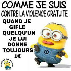 Citations des Minions Plus Funny Texts Jokes, Text Jokes, Funny Quotes, Funny Memes, Memes Humor, Minions, Minion Humour, Funny Relationship Pictures, Relationship Jokes