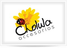 Diseño de Logotipo Cholula Accesorios http://www.facebook.com/cholulaaccesorios