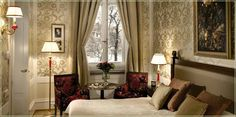 Grand Hotel Europe by Orient-Express, St. Petersburg, Russia