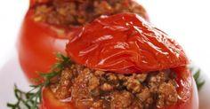 Cuisinez des tomates farcies allégées ! Découvrez la recette diététique pour des tomates farcies à la viande hachée