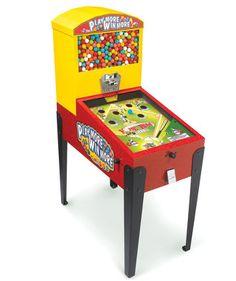 gumball pinball...win win