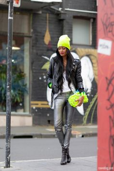 Neon Is Attractive Color And This Season