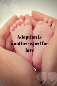 Adoption is another word for love adoptie quote adoption quote love Adoption Quotes, Adoption Gifts, Adoption Stories, Adoption Party, Home Study Adoption, Open Adoption, Gift Quotes, Care Quotes, National Adoption Day