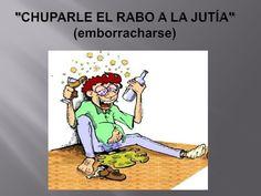 Dichos Cubanos: CHUPARLE EL RABO A LA JUTÍA #Cuba #SpanishSayings
