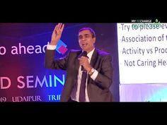 Mr Ashok Kulhari-uDAIPUR-Tripura-Good to Great - YouTube
