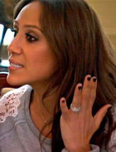 Get Real Housewives of NJ - Melissa Gorga's Sideways Cross necklace look for less with Stella & Dot's Interlock Cross necklace.