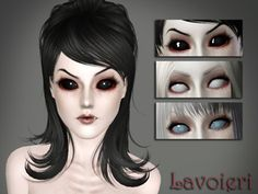 Lavoieri's Sims 3 Downloads <---- great steampunk/gothic CC