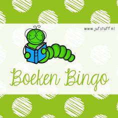 De Boeken Bingo is bijgewerkt! Have fun!