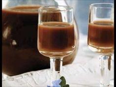 Aprenda a fazer licor de chocolate - Caseiro - YouTube
