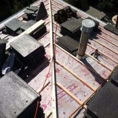 Tile Batten Roofing System