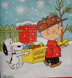A Charlie Brown Christmas (Charlie Brown and Snoopy) Peanuts Christmas, Christmas Cartoons, Charlie Brown Christmas, Christmas Makes, Noel Christmas, Christmas Greetings, Vintage Christmas, Xmas, Christmas Wishes