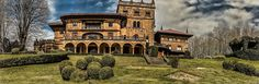 Palacio de los marqueses de Lezamiz Leguizamon