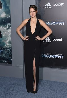 7 best looks from the 'Insurgent' premiere: Shailene Woodley in Ralph Lauren Collection