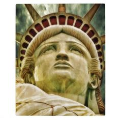 Statue of Liberty Plaque - independence day 4th of july holiday usa patriot fourth of july