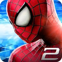 The Amazing Spider Man 2 1.2.4t MOD APK  Data  action games
