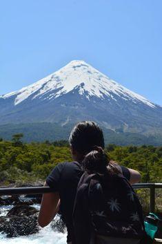 Mount Rainier, Chile, Mountains, Nature, Travel, Scenery, Naturaleza, Viajes, Traveling