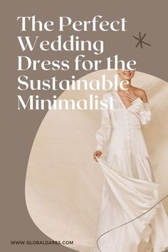 The Perfect Wedding Dress for the Sustainable Minimalist an interview with Martha Suarez of Martha Suarez Collection Sustainable Textiles, Sustainable Fashion, Simple Wedding Decorations, Wedding Ideas, Fashion Designer, Luxury Fashion, Sustainable Wedding, Eco Friendly Fashion, Recycled Fashion