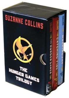 Hunger Games trilogy - loved these books before the movie, and love them more after!