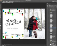 Announcing Our First Online Class: Intro to Photoshop + 3 DIY Projects via Brit + Co.