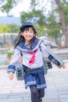 Japanese S, Cute Japanese Girl, School Girl Outfit, Girl Outfits, Lolita Mode, Aesthetic Eyes, S Girls, Lolita Fashion, Beautiful Children