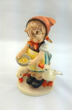 Check out this item in my Etsy shop https://www.etsy.com/listing/491655336/hi-hummel-by-goebel-be-patient-figurine