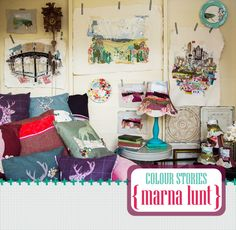 colour stories : Marna Lunt