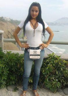 Hispanic teen tits